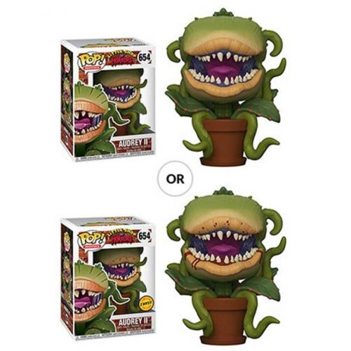Pop Movies: Little Shop of Horrors - Audrey II