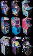 3D Printed Mini Arcade Cabinet Displays