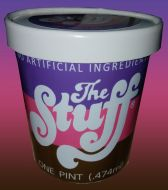 The Stuff (One Pint) Replica Tub