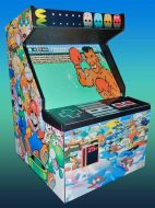 Mini 3D Printed Arcade Cabinet HDTV Version (Raspberry Pi 3, Retro Arcade & Consoles)